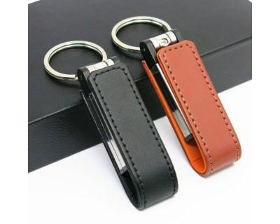Clé USB en cuir prestige