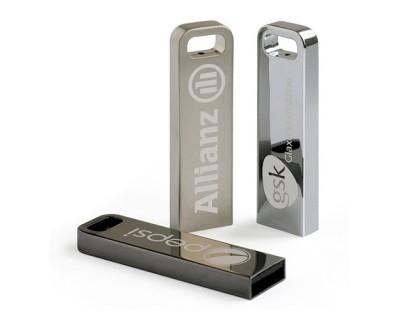 Clés USB Iron prix d'usine. Livraison 8 à 10 jours